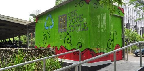 Depo Sampah sebagai Konsekuensi Kampus Urban