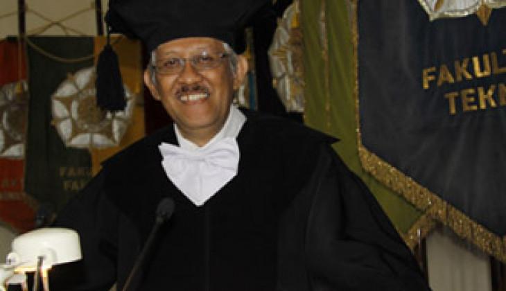 Prof. Henricus Priyo: Dorong Penelitian Bangunan Tahan Gempa