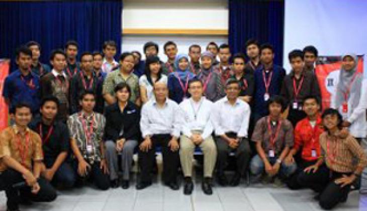 Tim UGM Terbaik dalam IUGC 2011