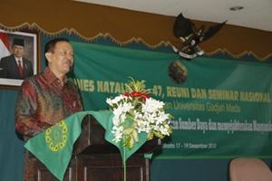 Menhut Imbau Rimbawan Indonesia Berperan Cegah Laju Kerusakan Hutan