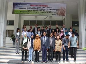 Fakultas Geografi Gelar International Workshop on Curriculum Development