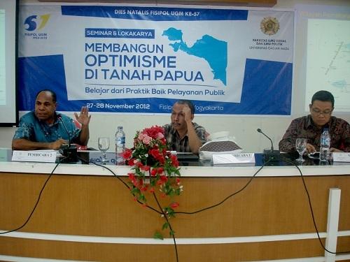 Membangun Nasionalisme Papua Lewat Non Fisik