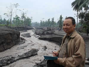Sabo Dam Dipenuhi Material Vulkanik, Sungai-sungai di Magelang Rawan Banjir Lahar Dingin