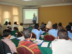 SMK RSBI se-DIY Rancang Modul Pembelajaran Lingkungan Hidup
