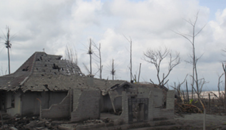 Daerah Terkubur Lahar Merapi Diusulkan Jadi Kawasan Sabana Kolektif