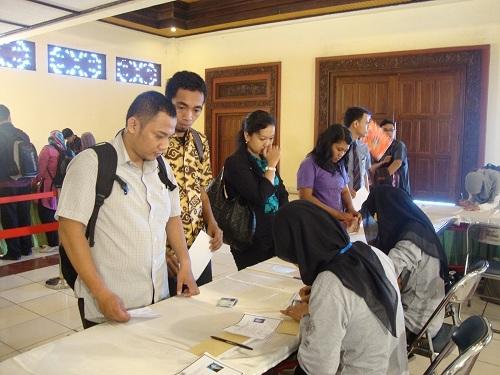 13 Perusahaan Ramaikan Job Fair SV UGM