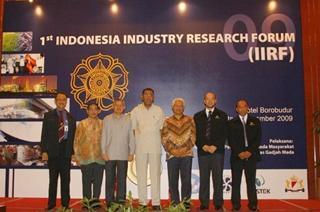 UGM Selenggarakan 2nd IIRF 2010