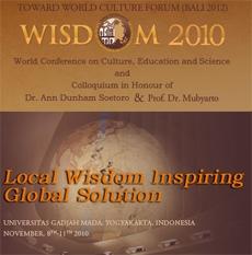 UGM Menunda Perhelatan WISDOM 2010
