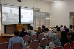 10 Minggu, UGM dan Hokaido University Selenggarakan Kuliah Bersama