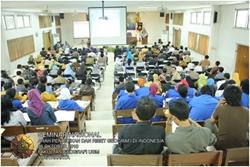 Seminar Nasional Arah Pendidikan dan Riset Geografi di Indonesia
