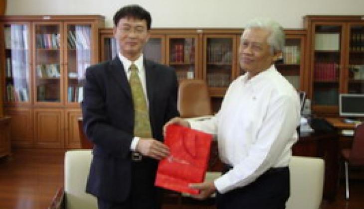 UGM Tingkatkan Kerjasama dengan Taiwan