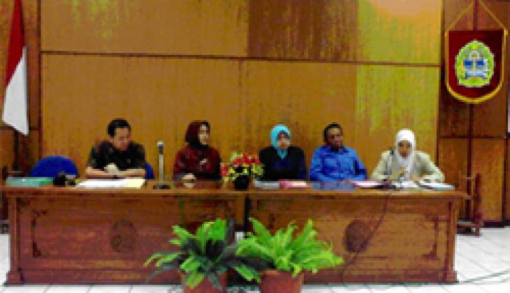 Mayoritas Pelaku UMKM di Gunung Kidul Tidak Menggunakan Kontrak Dagang