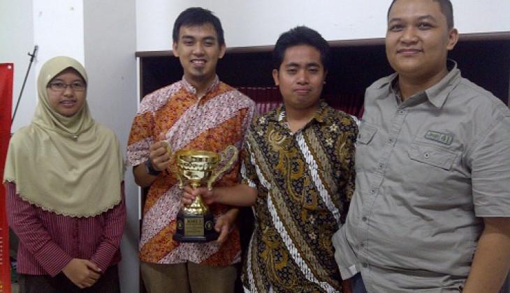 Tiga Tahun Berturut-turut FH UGM Juara 1 ATLAS Brawijaya Law Fair