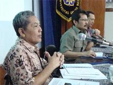 Periset Geografi di Indonesia Masih Kurang