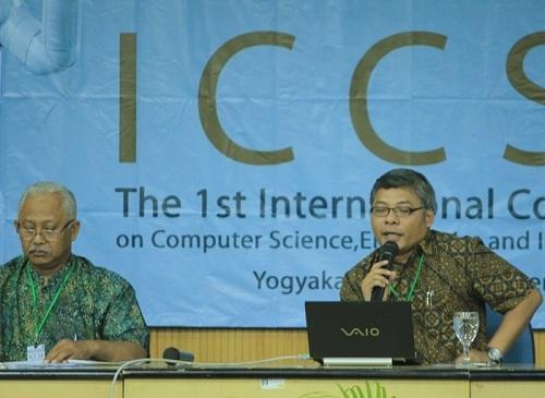 ICCSE 2012 Digelar di UGM