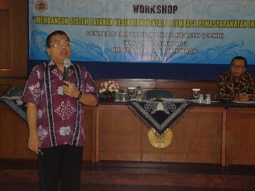 Wamenkumham Dorong Keterlibatan Psikolog di Lapas