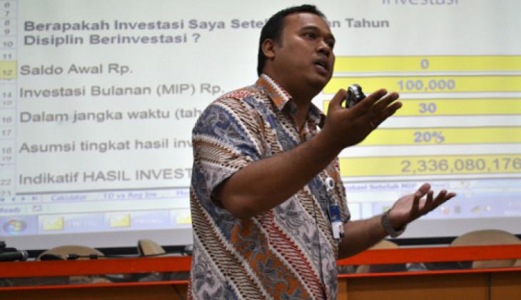 Investasi Finansial Tumbuh, Peluang Tambah Penghasilan