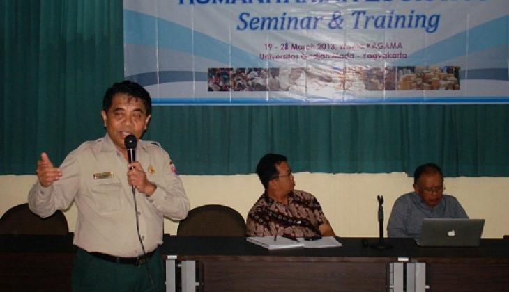Minim Sumber Logistik Kemanusiaan, BNPB Gandeng Pengusaha