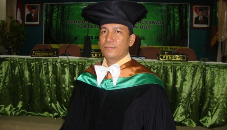 Cum Laude, Usai Teliti Kawasan Konservasi Taman Nasional Bali Barat
