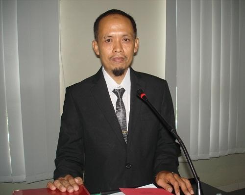 Raih Doktor Usai Meneliti Dialek Bahasa Melayu Sumatera Selatan