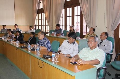 Dekan PT Se-Asia Tenggara Asah Tata Kelola Perguran Tinggi