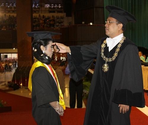 Rektor UGM: Indonesia Butuh 4,4 Juta Wirausahawan