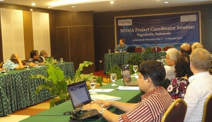 NOMA Project, Bahas Studi Master di Norwegia