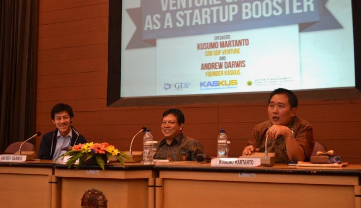 Modal Ventura Solusi Bisnis Perusahaan Startup