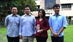 Mahasiswa UGM Raih Fali Nariman Award