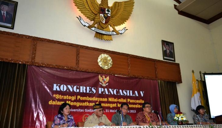 Kongres Pancasila Usulkan Sertifikasi Guru Pancasila