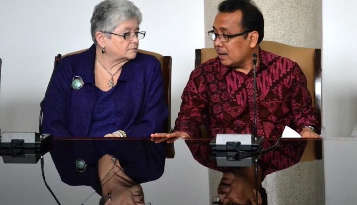UGM dan Hawai'i Jalin Kerjasama Mitigasi Bencana