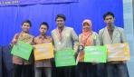 UGM Borong Medali di ON MIPA-PT 2013
