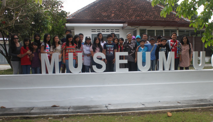 Museum UGM Mulai Dikunjungi