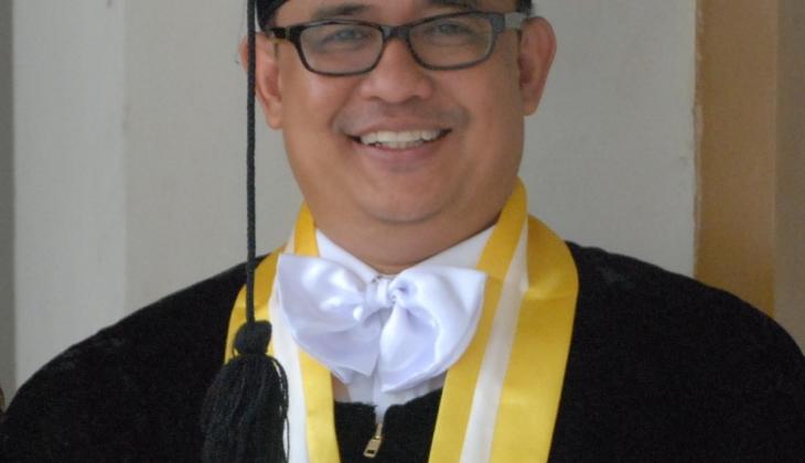 Raih Doktor Usai Teliti Pembiayaan Gotong Royong PDI-P