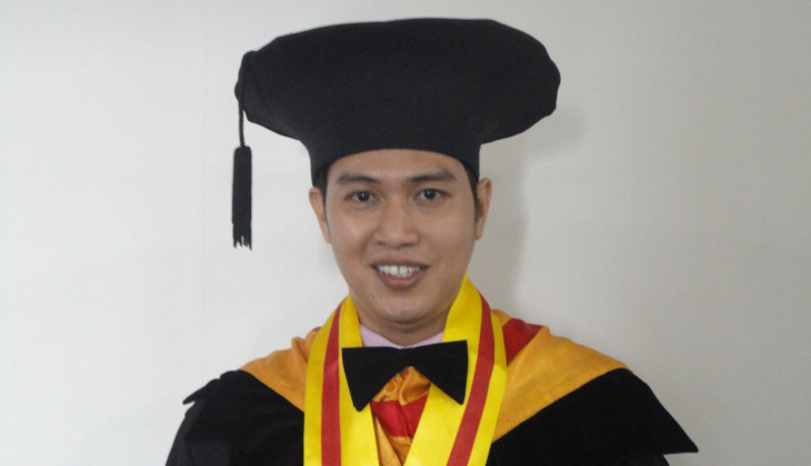 Raih Doktor Usai Teliti Jamaah An-Nadzir di Sulawesi Selatan