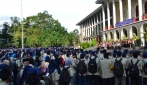 KKN PPM UGM Mengasah Kepekaan Sosial Mahasiswa