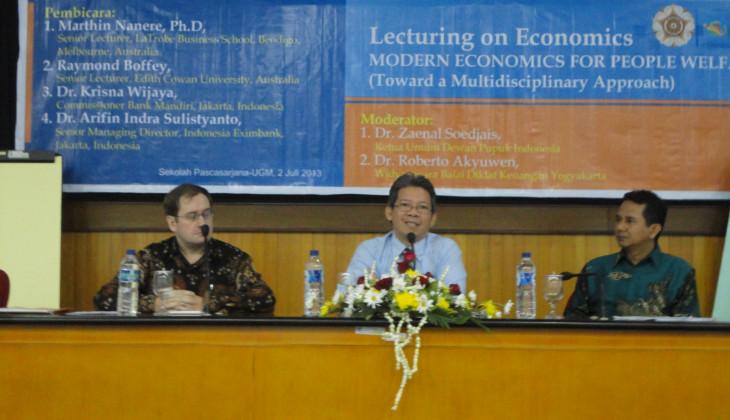 Ilmu Ekonomi Ciptakan Kesepahaman Masyarakat Modern