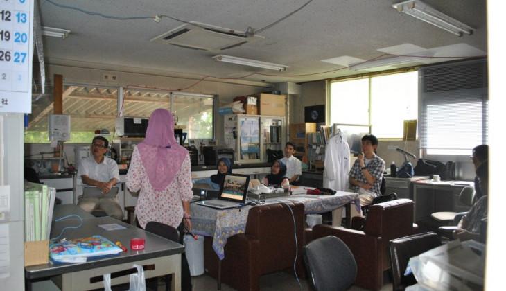 Mahasiswa UGM Ikuti Program TWINCLE di Jepang