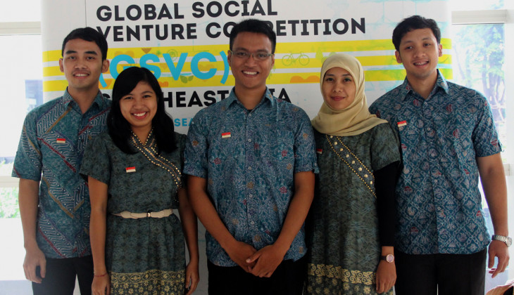 Mahasiswa UGM Ukir Prestasi di Kompetisi Bisnis Internasional