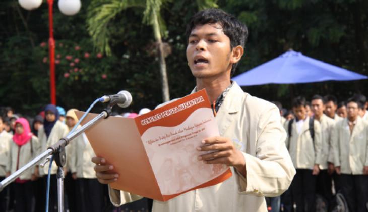 Kongres Pemuda Nusantara Ajak Masyarakat Kembali ke Ideologi Pancasila