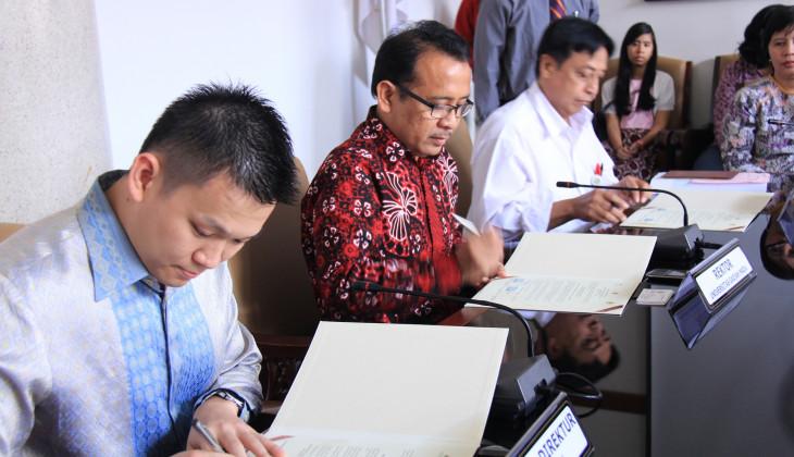 UGM, RSUP Dr. Sardjito dan Eka Hospital Perkuat Kerja Sama