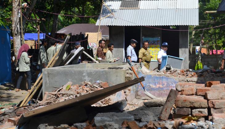UGM Lakukan Pendampingan Masyarakat Korban Gempa Lombok Utara