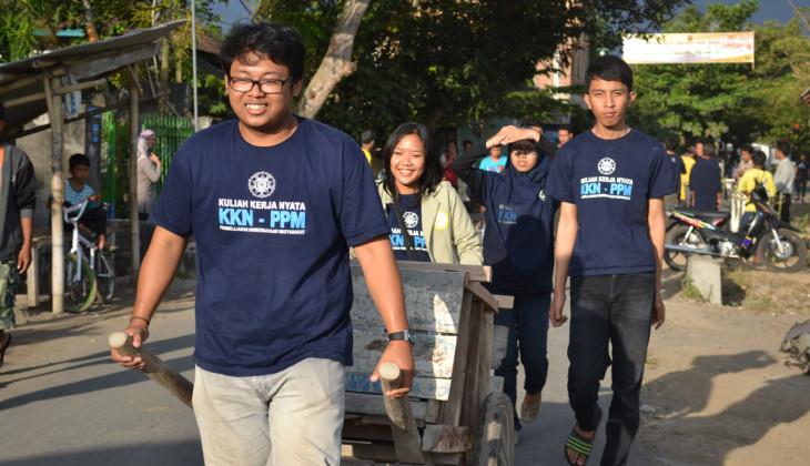 500 Mahasiswa Ikuti KKN PPM di NTB