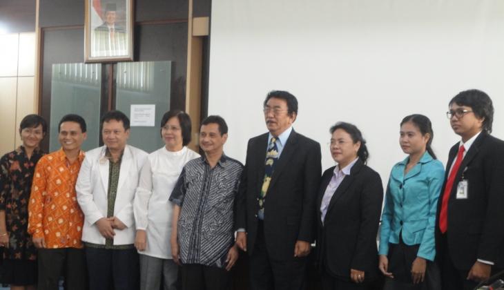 FK UGM dan Politeknik Nusa Utara Jalin Kerjasama