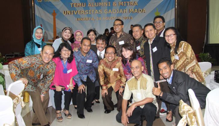 UGM Perkuat Jaringan Alumni dan Mitra