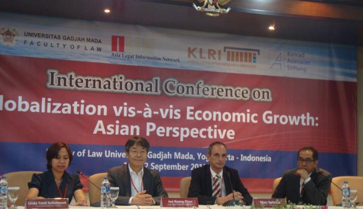 Ahli Hukum Asia Kumpul di UGM