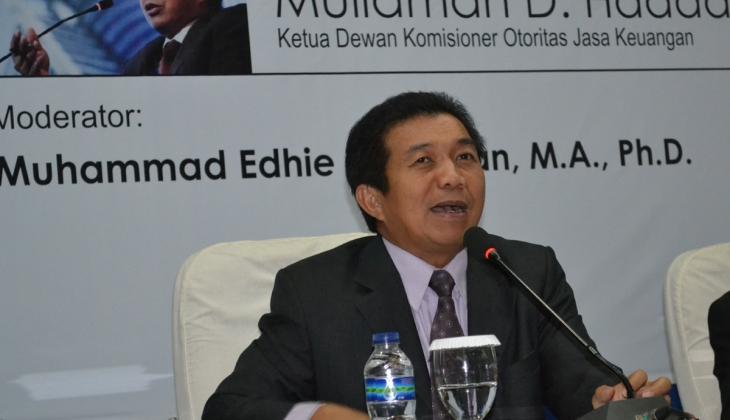 Ketua OJK: Jangan Percaya Investasi Bodong