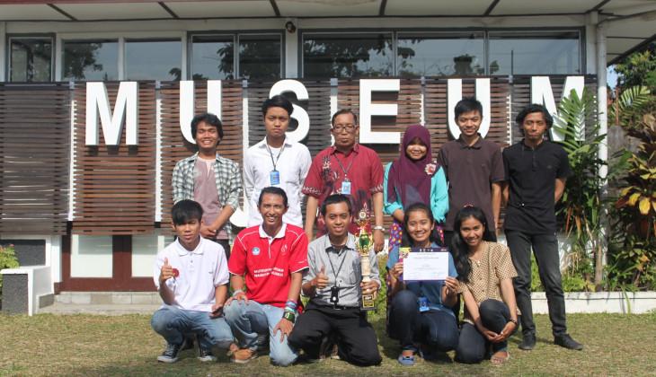 Museum UGM Raih Juara Parade Museum Goes to Campus