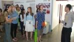 14 Mahasiswa AS Kunjungi Museum UGM
