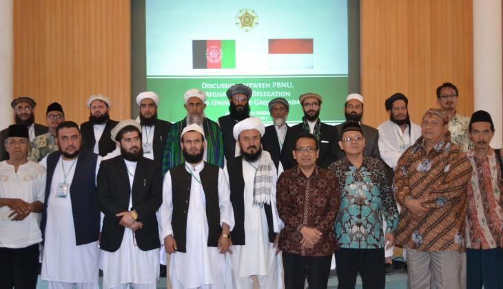 Ulama Afganistan Belajar Pancasila